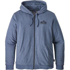 Patagonia M's Fitz Roy Scope Lightweight Full-Zip Hoody Dolomite Blue